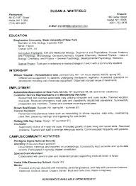 Student Resume Templates Interesting Student Resume Template Medical Representative Resume Sample A