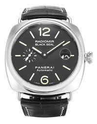 panerai pam00287 radiomir black seal men s watch watchmaxx com panerai radiomir black seal men s watch pam00287