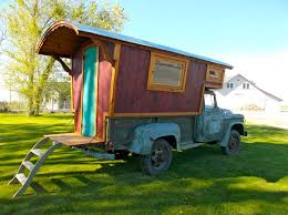 Small Picture 7 best Tiny Home Truck Bed Campers images on Pinterest Truck bed