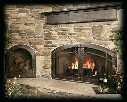 gas fireplace doors iron fireplace doors custom direct vent gas fireplaces by wrought iron fireplace doors gas fireplace doors