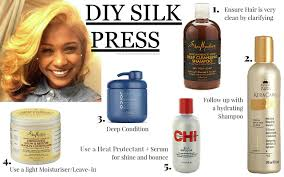 Chi Hair Style from natural to bone straight how to achieve the perfect diy silk 6332 by stevesalt.us