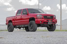 All Chevy 96 chevy z71 : 6in Suspension Lift Kit for 99-06 Chevy / GMC 4wd 1500 Pickup ...
