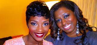 chenese with ariane davis vh1 love hip hop atlanta after she did her