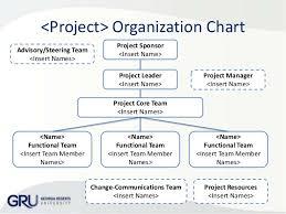 Organization Chart Roles Responsibilities Matrix