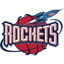 Houston Rockets Primary Logo | Sports Logo History