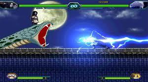 Orochimaru Vs Kakashi Hatake - Bleach Vs Naruto 3.3 - YouTube