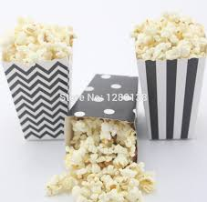 Decorative Popcorn Boxes 60pcs Small Movie Night Popcorn Boxes Kids Birthday Party Favor 4