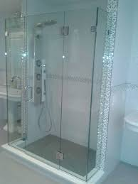 frameless shower door new jersey frameless custom shower glass
