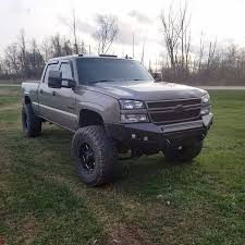 Weld It Yourself 2003-2007 Chevy 2500/3500 Bumpers - MOVE