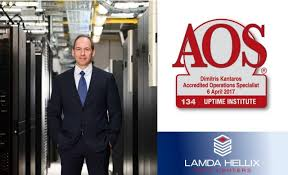business operations specialist accredited operations specialist by uptime institute lamda hellix