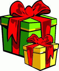 Free Christmas Gifts Cliparts, Download Free Clip Art, Free Clip Art on  Clipart Library