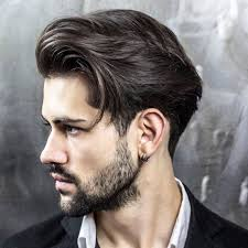 Strait Hair Style fashionable new straight hairstyles for men 2980 by wearticles.com