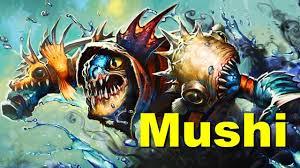 Dota 2 Mushi Slark Gameplay :: DOTAFire