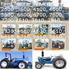 ford tractor 2600 thru 7700 2610 thru 7710 3230 thru 4630 amp ford tractor 2600 thru 7700 2610 thru 7710