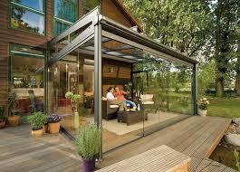 glass patio patio design outdoor