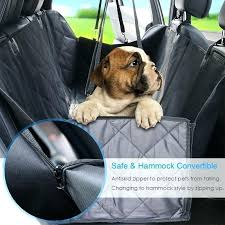 dog car seat covers australia back cover for pet supplies waterproof dogs best
