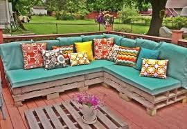 Tavoli Da Giardino In Pallet : Divani da giardino con bancali