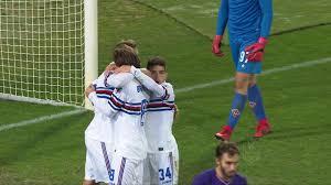 Il gol di Ramirez - Fiorentina - Sampdoria 3 - 2 - TIM CUP 2017/18 - YouTube