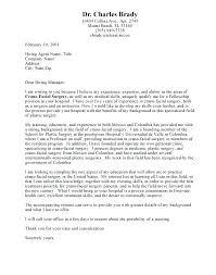 Cover Letter Samples For Internship Architecture Internship Cover