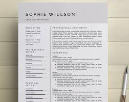 modern clean resume template clean modern resume design magdalene project org