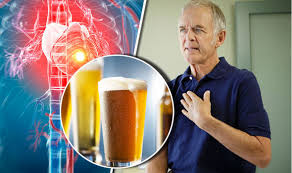 Drink Stroke Cause Alcoholic Fibrilation One Every co Atrial Day uk Could Express Or Drinking Dangerous