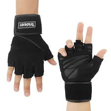 best overall trideer weightlifting gloves