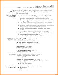 Nursing Resume Examples 2017 Lovely New Grad Registered Nurse Resume Template Photos 59