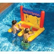 pool toys. Exellent Toys Swimline Dual Arcade Shooter Inflatable Pool Toy Throughout Toys I