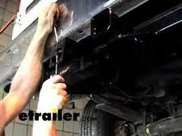 trailer wiring harness installation ford e etrailer com trailer wiring harness installation ford e350 etrailer com