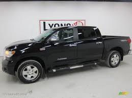 2007 Black Toyota Tundra Limited CrewMax 4x4 #48814100 | GTCarLot ...