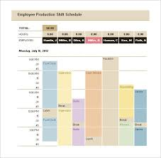 Production Schedule Template Excel Free Download Production Schedule Template Excel Free Printable Schedule