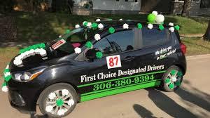 Designated Driver Saskatoon First Choice Designated Driver Service At The 2018 Saskatoon