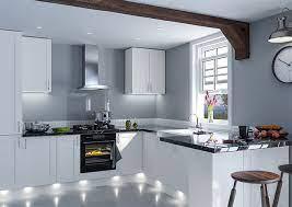 How To Design A Square Kitchen Kitchen Door Workshop