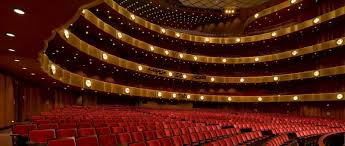 David H Koch Theater Seating Chart Lincoln Center