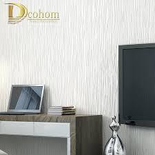 Einfache Luxus Moderne Gestreifte Tapete Für Wände 3 D Schlafzimmer