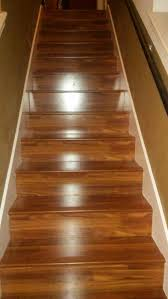 laminate flooring on stairs. Plain Flooring Laminate Flooring In Stair Treads With Out Flush Nosing 1457624900562jpg Inside Flooring On Stairs N