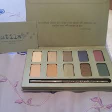 stila in the garden palette hot