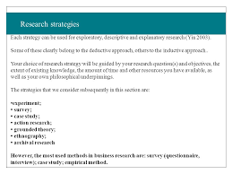 Research Designs  Quasi Experimental  Case Studies   Correlational     Descriptive Research