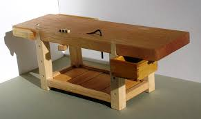 craftsman metal workbench. brown-wood-craftsman-workbench-on-cozy-concrete-flooring- craftsman metal workbench