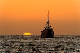Refraction At Sunrise Sunset