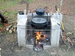 ideas pictures modern portable fireplace flavahomecom: portable backyard cement block wood fireplace