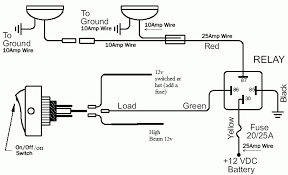 light bar wiring diagram how to wire led light bar without relay how to wire led light bar to high beam at Led Light Bar Wiring Diagram Without Relay