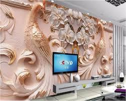 Online Shop Beibehang Custom Wallpaper 3d Large Murals Royal Decor