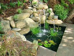 diy patio pond: hgpg  water feature bamboo fountain
