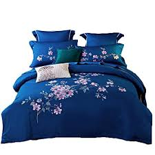 sateen cotton duvet comforter cover