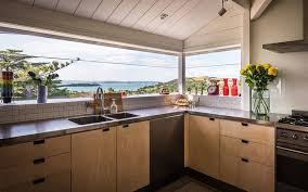 kitchen counter window. Frame Those Ocean Views To Perfection With A Window Above The Kitchen Counter
