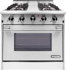 professional gas range reviews. Plain Reviews NXR DRGB3001LP 30 Inch ProStyle Gas Range With 4 Sealed Burners Heavy  Duty CastIron Grates 42 Cu Ft Convection Oven Manual Clean  For Professional Reviews N