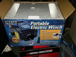 i need a wiring diagram for model 95912 electric winch diy forums Reese Wiring Diagram i hope my photos help!! reese wiring diagram