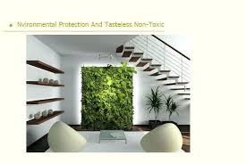 mint green wall decor green wall decor artificial grass wall hanging artificial flower plant for wall