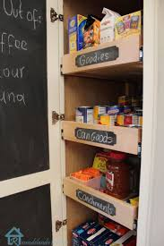 Diy Kitchen Pull Out Shelves 43 Best Images About Food Pantry On Pinterest Cabinets Pull Out